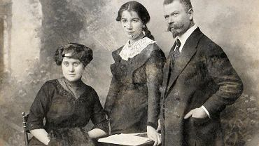 Helena, Bolesława i ojciec