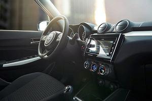 Suzuki Swift | Silniki i bezpieczeństwo