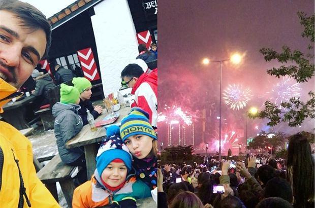 Gwiazdy i celebryci, jak co roku, chętnie pochwalili się, jak spędzili Sylwestra i z kim przywitali Nowy Rok. Na ich Instagramach nie brakuje relacji z tego wyjątkowego wieczoru. Domówki, bale, zagraniczne wyjazdy, ale też i praca. Zobaczcie, kto i jak się bawił.