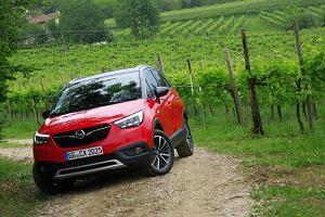 Opel Crossland X | Pierwsza jazda | Lepsza droga