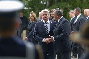 Prezydent Komorowski na Westerplatte: trzeba przeciwstawi� si� tym, kt�rzy gro�� pokojowi i wolno�ci