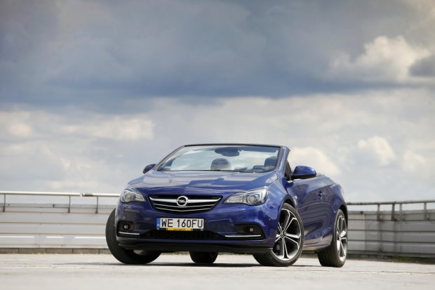 Opel Cascada 1.6 Turbo A/T Cosmo | Test d�ugodystansowy cz. V | Cabrio dla czworga