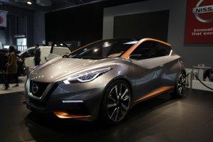 Motor Show Pozna� 2015 | Nissan Sway | Wizja przysz�o�ci