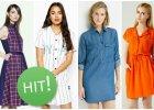 Koszulowe sukienki na ka�d� okazj� - ponad 50 modeli z najnowszych kolekcji