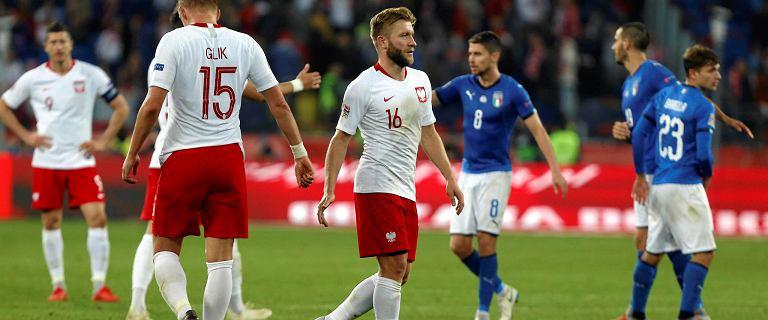 Polska - Włochy 0:1. Jerzy Brzęczek przyznał się do błędu. Rezygnuje z ustawienia