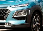 Hyundai dołącza do gry. Oto Kona, nowy mały crossover