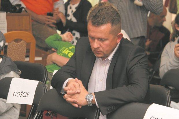 Prokuratura wyda�a werdykt ws. zegarka prezydenta Legionowa