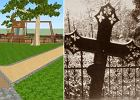 """Unia da�a pieni�dze na park na dawnym cmentarzu. """"Nie kopiemy g��boko"""""""