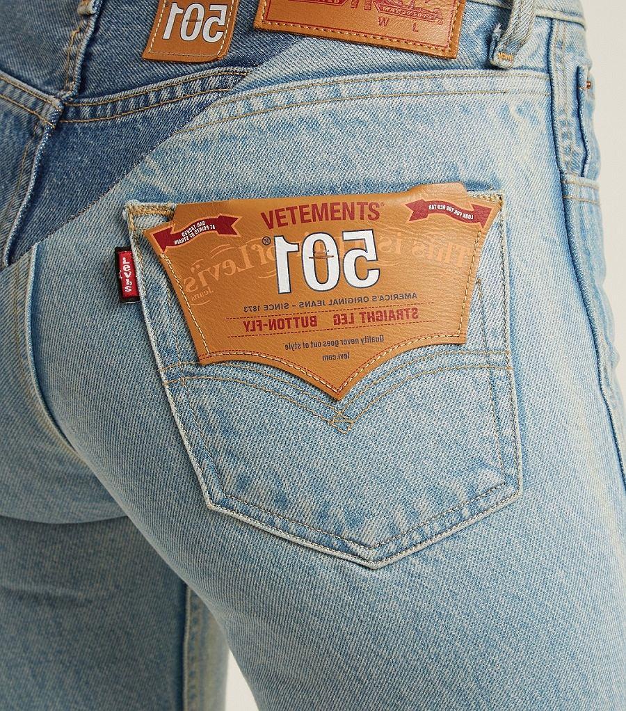 jeansy Levi's