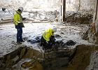 Na budowie metra niezwykłe odkrycie: studnia sprzed 300 lat. Skąd się tam wzięła?