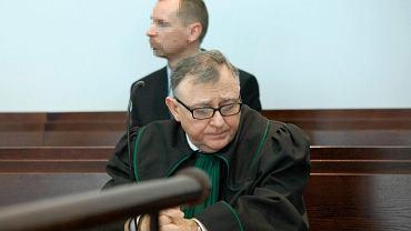 Oskarżony Grzegorz K.