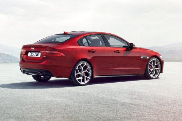 Jaguar XE S 3.0 V6