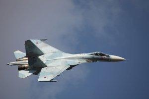 Znów agresywne zachowanie Rosjan nad Bałtykiem. CNN: Su-27 wykonał niebezpieczny manewr