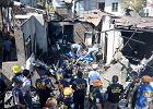 Katastrofa awionetki w Manili. Spadła na dom jednorodzinny, zginęła m.in. trójka dzieci