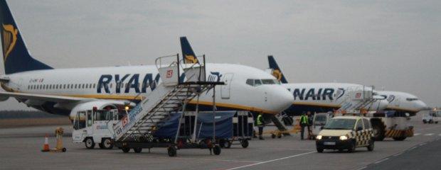 Ryanair: Okęcie nas polubi, jak LOT znowu będzie mieć problemy