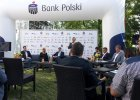 Konferencja przed 1. PKO Bydgoskim Festiwalem Biegowym