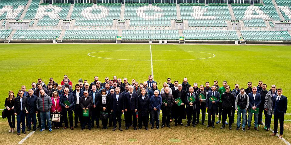 Spotkanie przedstawicieli Śląska, samorządów i małych klubów z regionu