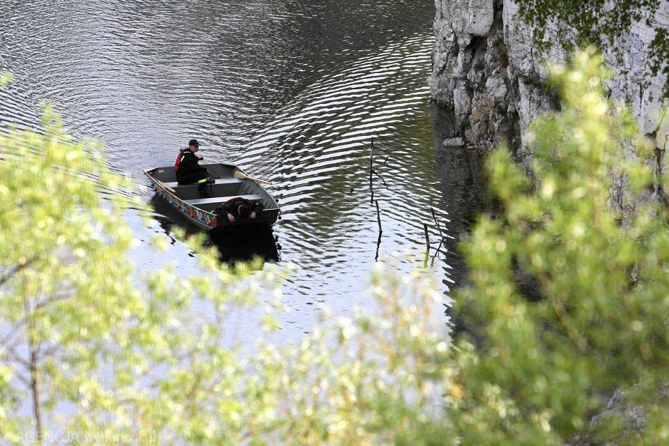Akcja poszukiwawcza (zdjęcie poglądowe)
