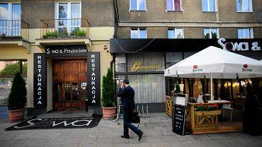 Restauracja 'Sowa i Przyjaciele' w Warszawie, 2014 r