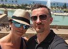 Adam Małysz z żoną na Majorce. Żona skoczka w bikini to prawdziwa PETARDA!