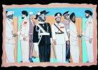 Nowa wystawa w Muzeum Sztuki Nowoczesnej: Afryka za kolorow� kurtyn�