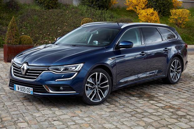 Galeria | Renault Talisman Grandtour | Gotowy na podb�j klasy �redniej