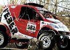 Smart w wersji Dakar | Wideo