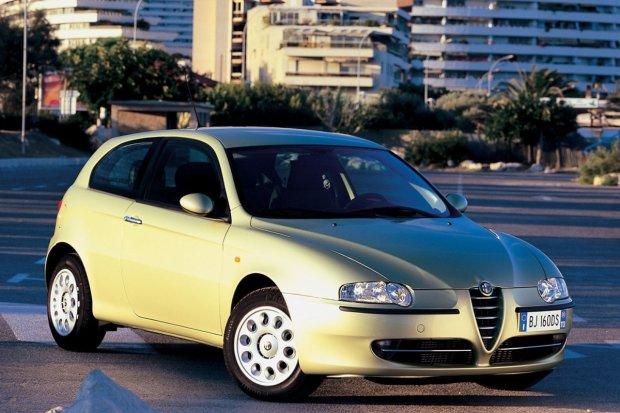 Alfa Romeo 147 3d (2000-2004)
