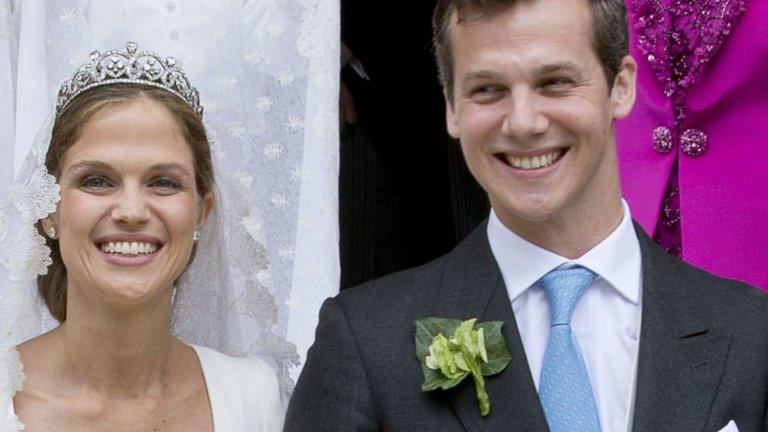 Brazylijska Księżniczka I Francuski Hrabia Wzięli ślub Wszyscy