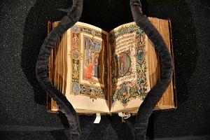 Rękopis modlitewnika z XV wieku odnaleziony w Londynie. Właśnie wrócił do Polski