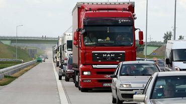 A4. Kolejny wypadek na trasie do Zgorzelca