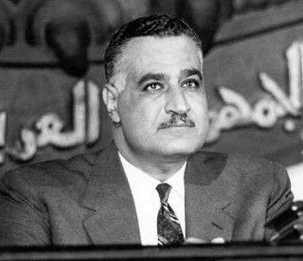 Gamal Abdel Naser