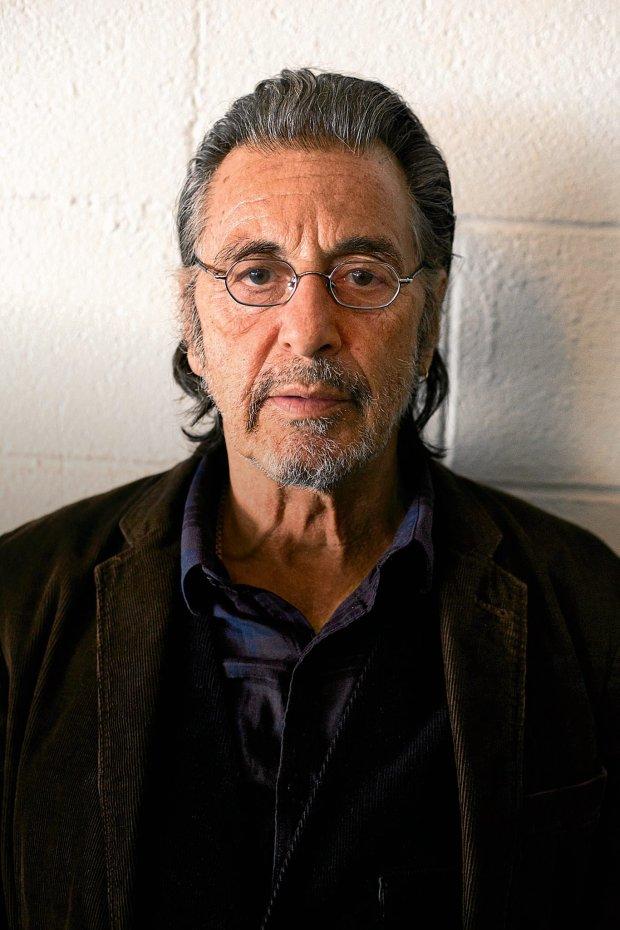 Al Pacino - (rocznik 1940) wielki aktor amerykańskiego kina. Stał się legendą w latach 70.; grał w