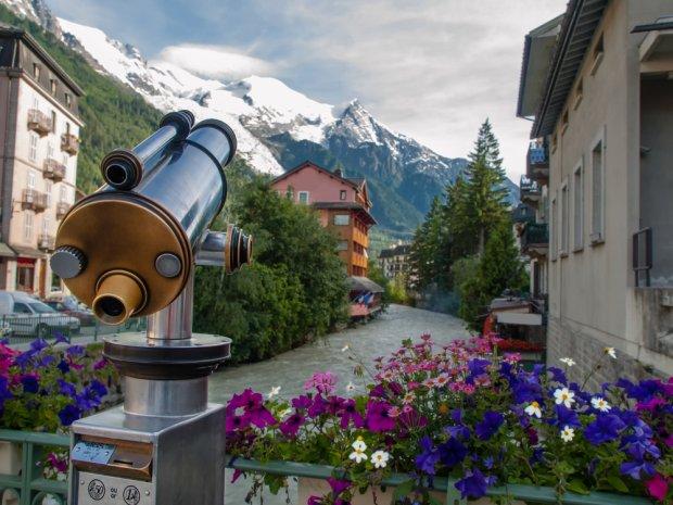 Chamonix, Francja