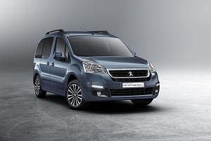 Peugeot Partner Tepee | Ładowany z gniazdka