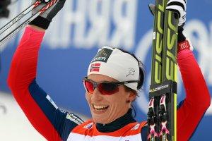 Tour de Ski. Kowalczyk pi�ta w Toblach. Zwyci�stwo Bjoergen