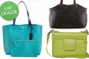 Sk�rzane torebki z wyprzeda�y - trwa�o��, styl i klasa