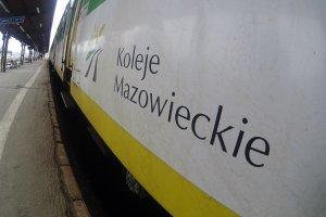 Wykolejenie pociągu w pobliżu Warki. Przyczyna nieznana