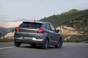 Suzuki Baleno | Ceny w Polsce | Miejskie auto z aspiracjami
