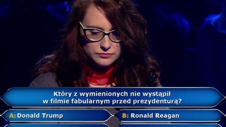 Pytanie w 'Milionerach' nie miało żadnej poprawnej odpowiedzi