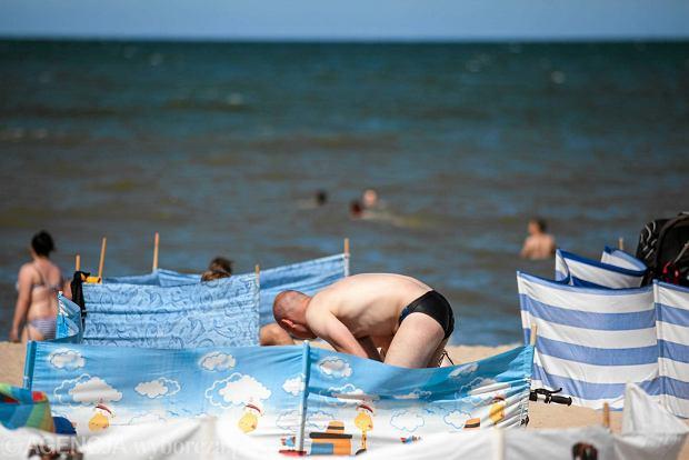 Pogoda nad morzem w te wakacje będzie zdecydowanie lepsza w sierpniu. Ale na ciepłą wodę w Bałtyku i tak nie ma co liczyć