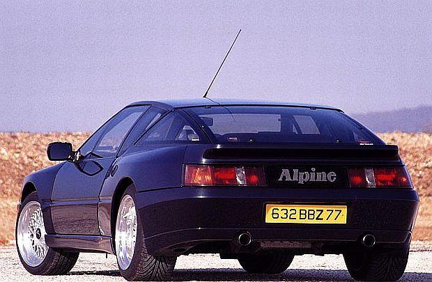 Wersja Alpine Le Mans była najmocniejsza w całej gamie i osiągała moc 210 km/h