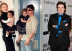Nicole Kidman i Tom Cruise z dzie�mi, John Travolta
