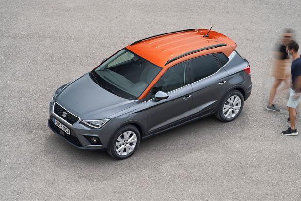 Seat Arona - nowy crossover hiszpańskiej marki - cennik i wrażenia z jazdy