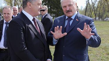 31. rocznica wybuchu w Czarnobylu z udziałem prezydentw Petro Poroszenko i Aleksandra  Łukaszenko