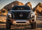 Salon Detroit 2016 | Nissan Titan Warrior Concept | Co� dla mi�o�nik�w pickup�w