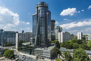 122-metrowy warszawski wieżowiec Spektrum Tower sprzedany za ponad 100 mln euro