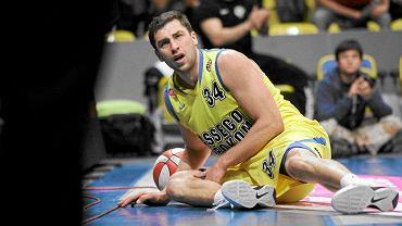 Adam Hrycaniuk był blisko Stelmetu Zielona Góra, ale w nowym sezonie zagra w klubie zagranicznym