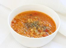 Zupa z soczewicy - ugotuj