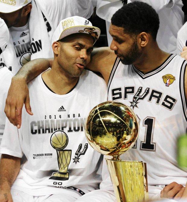 Zdjęcie numer 4 w galerii - Finał NBA. Tytuł dla San Antonio Spurs.